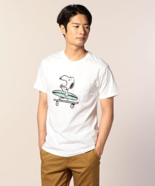 SURF&SKATE SNOOPY Tシャツ