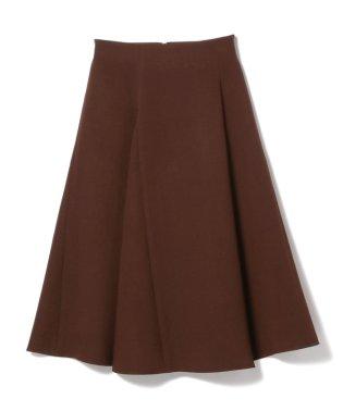 【CLASSY.12月号掲載】Demi-Luxe BEAMS / フロント フレアスカート