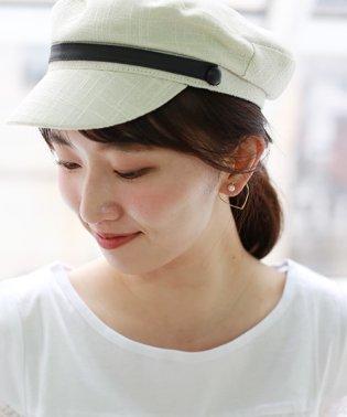 Mille blanc 日本製 プチパールダブルフィットイヤリング