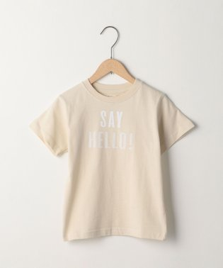 【coen キッズ/ジュニア】スマイリーロゴプリントTシャツ(100~150cm)