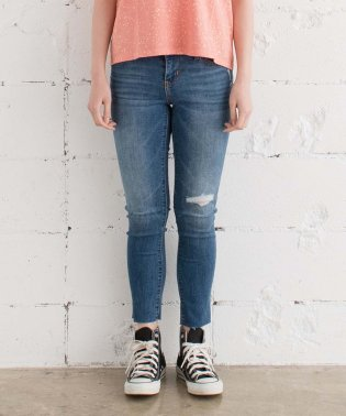 711 ASIA ANKLE SKINNY INDIGO OUTLOOK