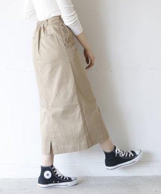 【別注】 Dickies(ディッキーズ)ストレッチロングタイトスカート