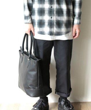 オティアス Otias / アンティークレザータイプ合成皮革トートバッグ