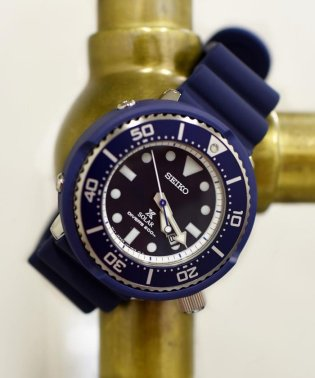 SEIKO: Prospex Diver Scuba Limited Edition SHIPS Exclusive NAVY Model