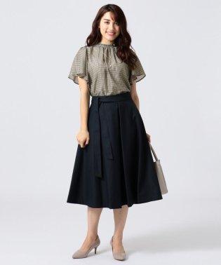 【撥水加工】タスランチノクロス スカート