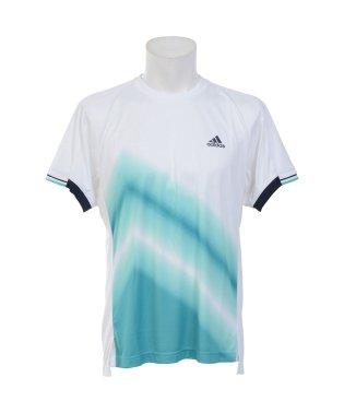 アディダス/メンズ/MEN RULE#9 コートグラフィック Tシャツ