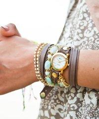LA MER COLLECTIONS CLASSIC STONES 腕時計 LMMULTI7005 レディース