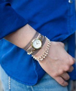 LA MER COLLECTIONS 腕時計 MILANACAP3404 レディース