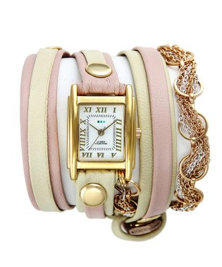 LA MER COLLECTIONS CHAIN WATCHES 腕時計 LMSCW6004-BB レディース