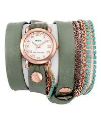 LA MER COLLECTIONS GLITTERコラボレーション 腕時計 LMMULTI2017G3IST レディース
