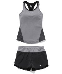 【Nike】2in1 Separates Swimwear Solidcolor