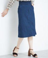 【くびれメイク】ナロースカート
