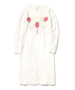 'パウダー'アニバーサリージャガードドレス