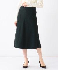Demi-Luxe BEAMS / バイアス フレアスカート