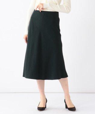 【BAILA12月号掲載】Demi-Luxe BEAMS / バイアス フレアスカート