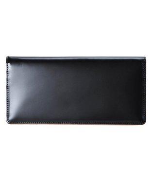 GUIONNET 日本「MIYAUCHI社」製のコードバン(馬革)を使用 長財布 PG303 メンズ
