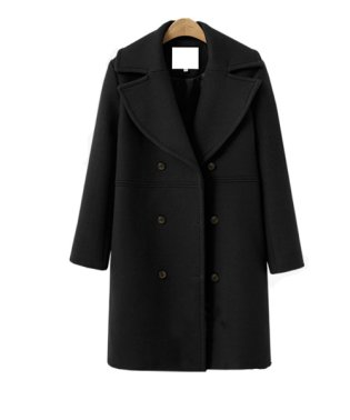 チェスターコート レディース ファッション 30代 40代【vl-5100】【W/W】