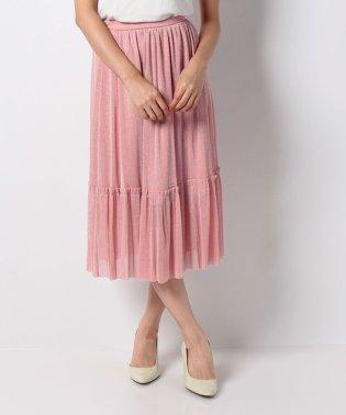 キラキララメスカート