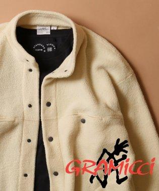 GRAMICCI×JS  / グラミチ別注 : フリースジャケット