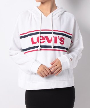 GRAPHIC TRACK HOODIE LEVI'S SPORT LOGO W