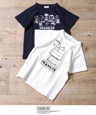 【coen キッズ / ジュニア】クリニクラウン SNOOPY (スヌーピー) TEE (Tシャツ)