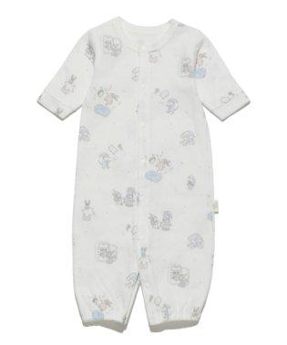 【新生児】'パジャマパーティー baby 2wayオール