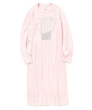 'スムーズィー'ジャガードドレス