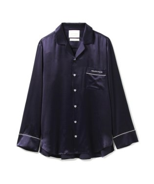 【GELATO PIQUE HOMME】シルクシャツ