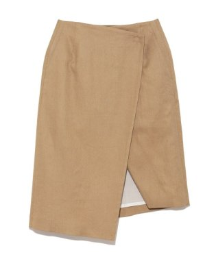 Semitite wrap skirt