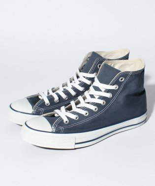 CANVAS ALL STAR HI(ネイビー)