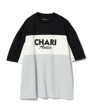 Chari&Co. × Ray BEAMS / 別注 MOTO Tシャツ