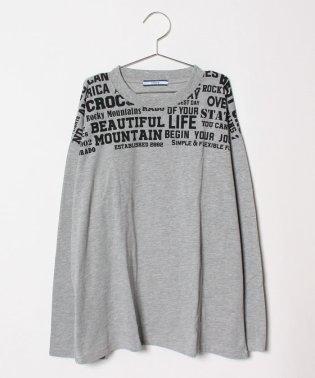 CROCSビッグロングTシャツ