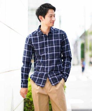 【TVドラマ着用】ビエラチェックキモウシャツ[WEB限定サイズ]