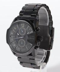DIESEL メンズ時計 マスターチーフ クロノグラフ DZ4180