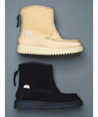 【FRAY I.D×SUICOKE】ムートンブーツ