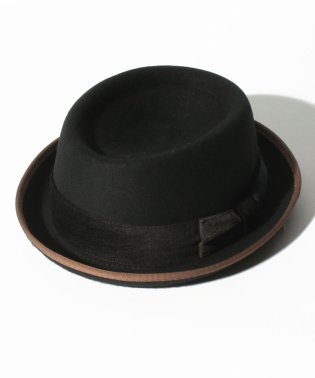 PORK PIE HAT VEL