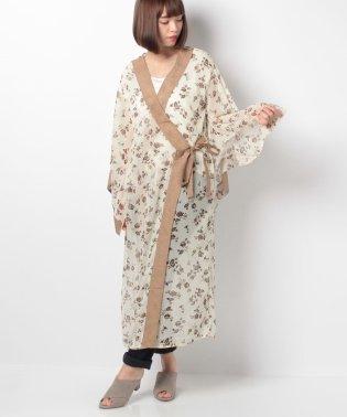 【GHOSPELL】Printed Kimono