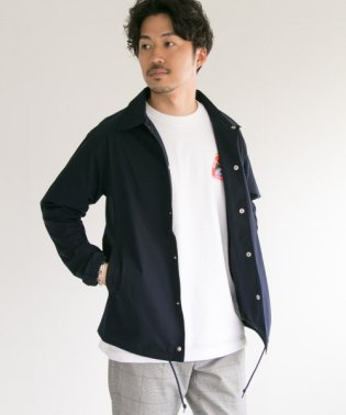 URBAN RESEARCH iD SOLOTEX COACH JACKET