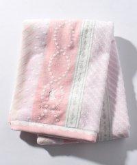 アニマル刺繍バスタオル