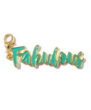 カスタムチャーム Fabulous