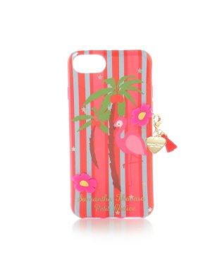 iPhone6~8対応フラミンゴケース