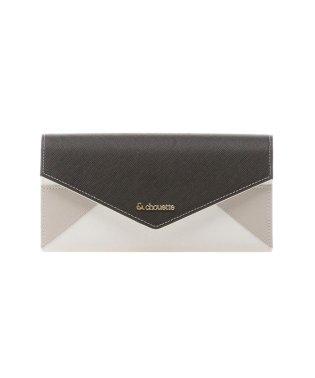 レター型かぶせ財布