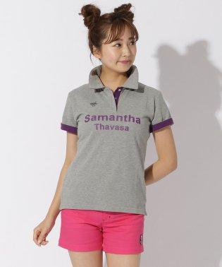配色デザインポロシャツ