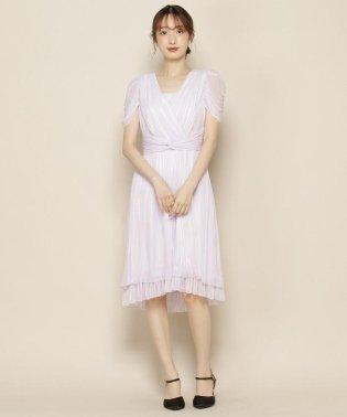 エスパンディドレープドレス