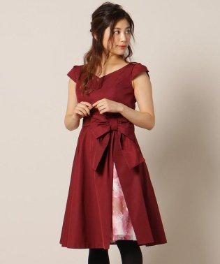 《RubandeWILLSELECTION》【美人百花コラボ】3WAYドレス