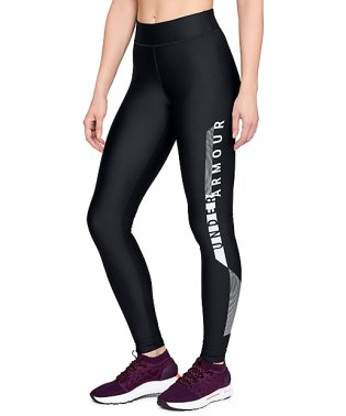 アンダーアーマー/レディス/19S UA HG ARMOUR GRAPHIC LEGGING