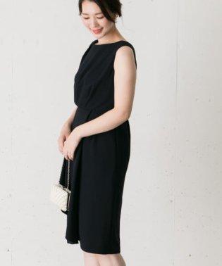 アシメフリルラップドレス