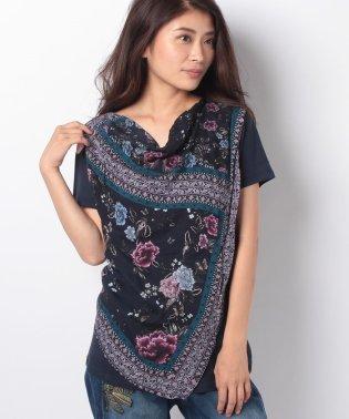 「Desigual/デシグアル」半袖T シャツ