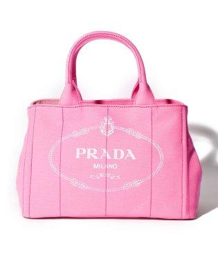 【PRADA】CANAPA トートバッグ