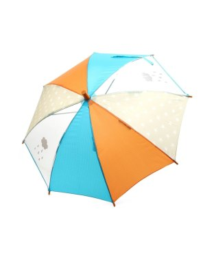 星柄窓付き傘
